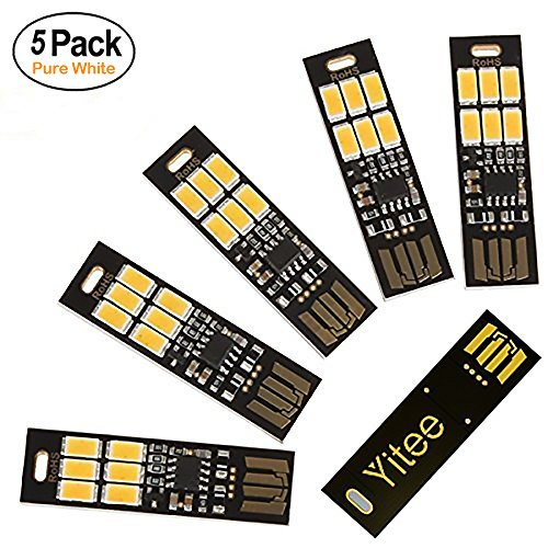 Yitee Keychain Bright Ultra thin Portable product image