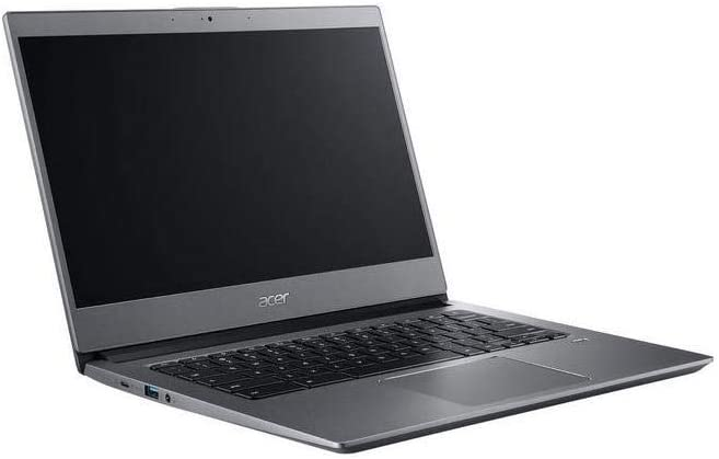 "Acer Chromebook 714 CB714-1Wt-534T 14"" Touchscreen Chromebook - 1920 X 1080 - Core i5 i5-8250U - 8 GB RAM - 64 GB Flash Memory - Chrome OS - Intel UHD Graphics 620 - in-Plane Switching (IPS) Tech"