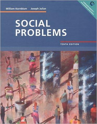 Social problems 10th edition william kornblum joseph julian social problems 10th edition subsequent edition fandeluxe Images
