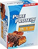 Pure Protein Chocolate Salted Caramel Bars, 1.76 Oz, 6 Count (Pack of 4)