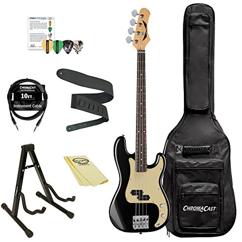 Dean Guitars PARAMOUNT CBK-KIT-1 4-String Bass Guitar Pack by Dean Guitars