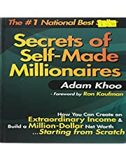 Secrets of Self-Made Millionaires: How You Can Create an Extraordinary Income & Build a Million-Dollar Net Worth....Starting from Scratch! (Million Maker, Book 4)