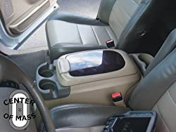 Console Vault/Cover Ford Excursion Floor Console Cover 2000-2005, ord F250/F350 Super Duty Floor Console Cover 2004-2007 1017