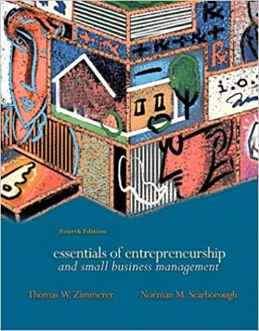 Essentials of entrepreneurship and small business management 4th essentials of entrepreneurship and small business management 4th edition 4th edition fandeluxe Image collections