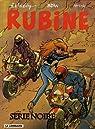 Rubine, tome 10: Série noire par Walthéry
