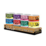 Tiki Cat Gourmet Whole Food 12-Pack King Kamehameha Luau 9-Flavor Variety Pack Pet Food