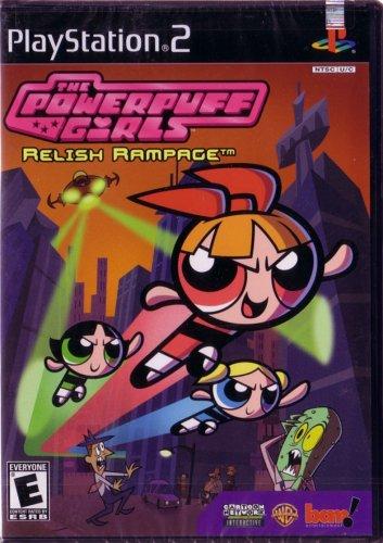 Powerpuff Girls: Relish Rampage (Game Powerpuff Girls Video)