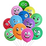 TAOtTAO 12Pcs Latex Balloons Party Balloons Wedding Decorations Spotted Balloon