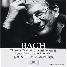 J.S. Bach: Sacred Vocal Works - Christmas oratorio, BWV 248 / St. Matthew passion, BWV 244 / St. John passion, BWV 245 / Mass in B minor, BWV 232