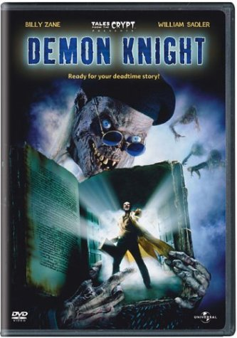 DVD : Tales from Crypt: Demon Knight (, Dubbed, Dolby, AC-3, Widescreen)
