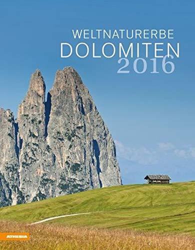 Kalender Weltnaturerbe Dolomiten 2016