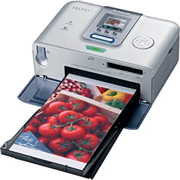 Amazon.com: Canon Selphy CP710 Compact Photo Printer ...