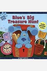 Blue's Big Treasure Hunt (Blue's Clues) Paperback