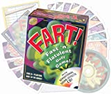 FART! Fast 'n' Flatulent Card Game with Sensational Sound Effects