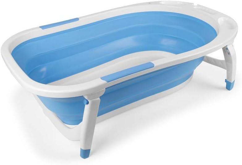 Bañera Azul para Bebés