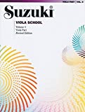 Suzuki Viola School, Vol 5: Viola Part