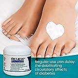 Renew Foot Cream for Diabetics - Revitalize