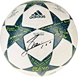 Lionel Messi Barcelona Autographed 2016-17 Champions League Soccer Ball - Fanatics Authentic Certified