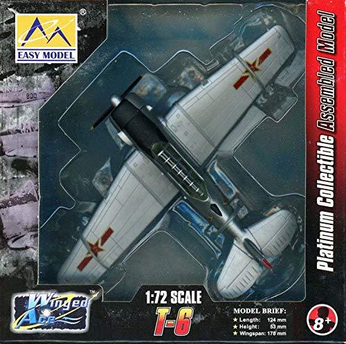 生まれのブランドで Easy 1:72 Model #36315 T-6 1:72 T-6 PLA 空軍航空機組み立てモデル PLA B07L9ZHQZZ, カミスマチ:26524a72 --- wap.milksoft.com.br