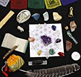 Dancing Bear Healing Crystals Meditation Altar