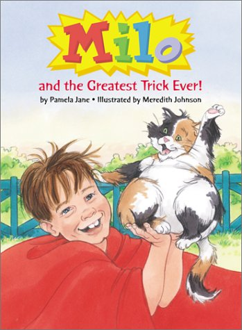 Milo and the Greatest Trick Ever! (The Best Magic Trick Ever)