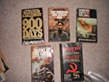 5 World War Two Russia Paperbacks- Russia At War 1941-1945, Scorched Earth, Enemy At the Gates, the Russians and Berlin 1945 & 900 Days