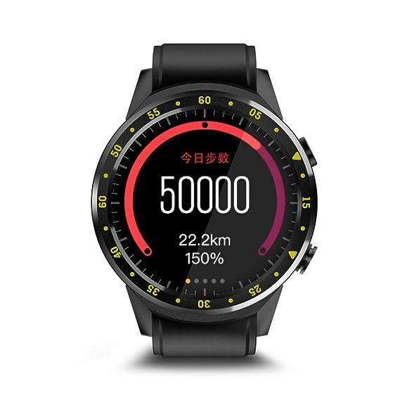 Milnnare Reloj Inteligente Bluetooth GPS Frecuencia cardíaca ...