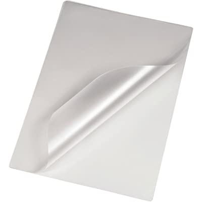 Best Laminating - 10 Mil Clear Letter Size Thermal Laminating Pouches - 9 X 11.5 - Qty 50: Office Products