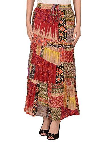Export Cotton Indian Skirt Handicrfats Breeze Women's wZnvqO