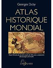 ATLAS HISTORIQUE MONDIAL DUBY