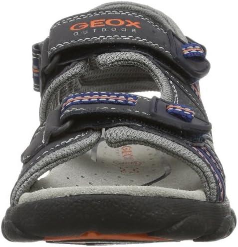 Geox Jr Sandal Strada a Boys/' Plateau