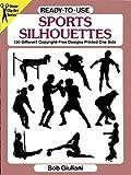 Ready-to-Use Sports Silhouettes, Bob Giuliani, 0486298027