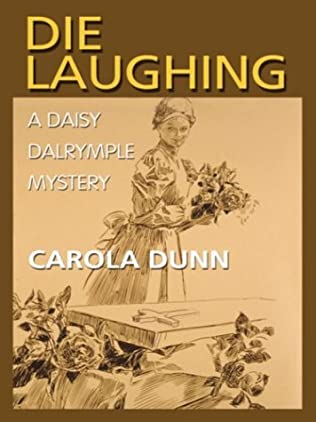 book cover of Die laughing
