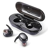 Wireless Headphones, JoyGeek Wireless Earbuds Bluetooth Headphones, True Wireless Touch Control Stereo HIFI