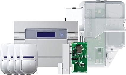 Pyronix ENF/KIT3-UK PSTN Enforcer 32-We - Kit de Alarma para ...