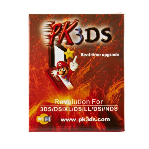 Amazon com: PK3DS Revolution for 3DS/DSiXl/DSiLL/DSi/DSL/NDS: Video