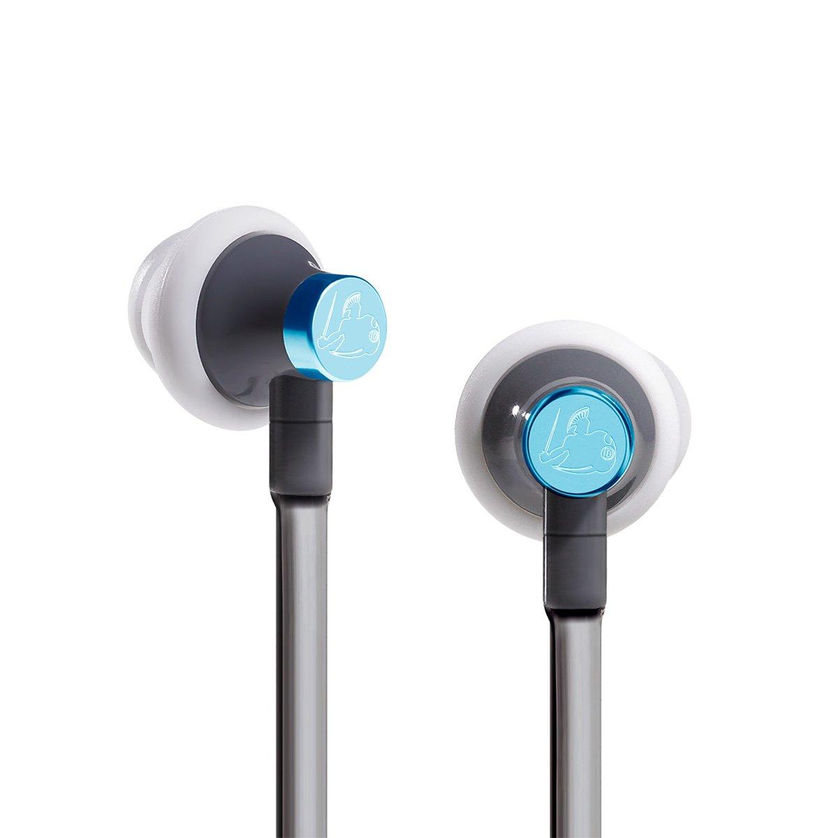 DefenderShield EMF Free Air Tube Headphones