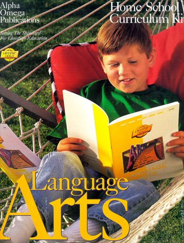 Lifepac Language Arts 11th Grade by Alpha Omega Publications