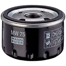 Mann Filter MW 75 Spin-On Oil Filter for BMW Motorcycle