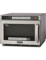 Sharp R-CD1200M TwinTouch 1200W Commercial Microwave