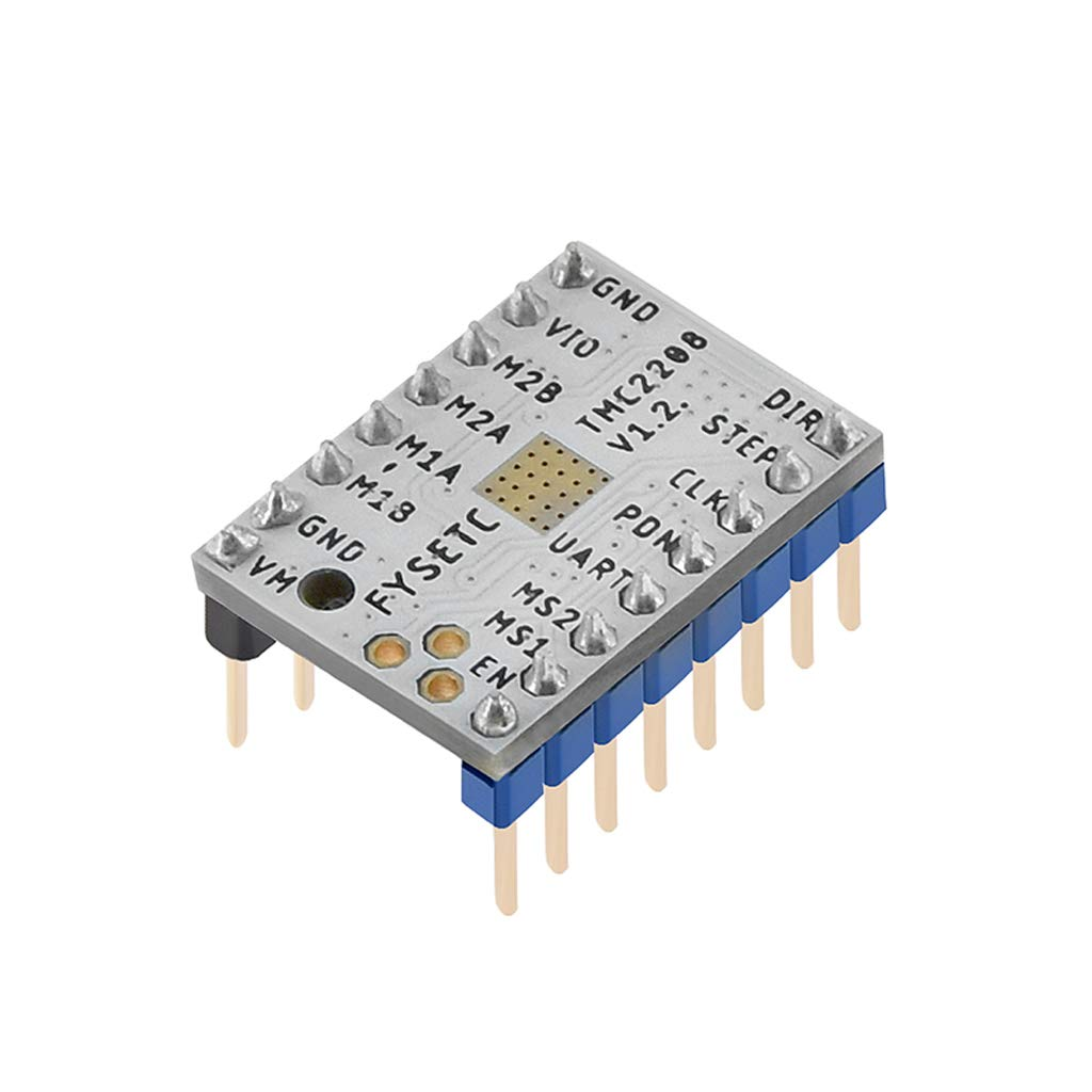 Biaobiaoc/Super Silent TMC2208 V1.2 módulo de motor paso a paso + ...
