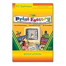 Crayola Print Factory
