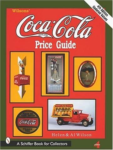 Wilson Coca Cola Price Guide (Carpet Prices)