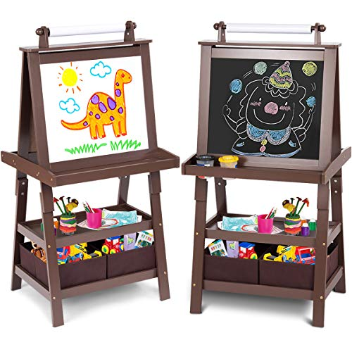3 in 1 Double Sided Kids Art Easel