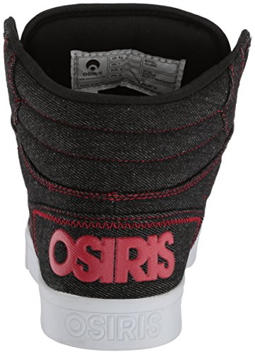 Red Black Hi Clone White Osiris Mens Shoe Skate Top OaqBxT