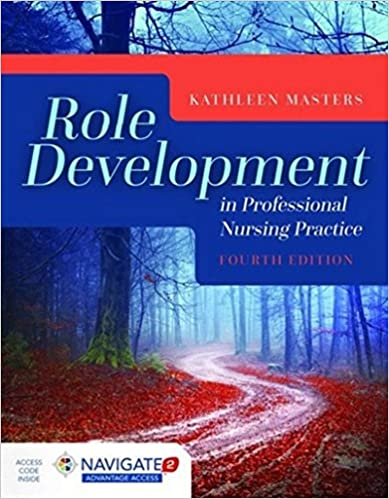 Role development in professional nursing practice 9781284078329 role development in professional nursing practice 4th edition fandeluxe Image collections