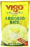 Vigo Arborio, 12-Ounce Pouches (Pack of 12)