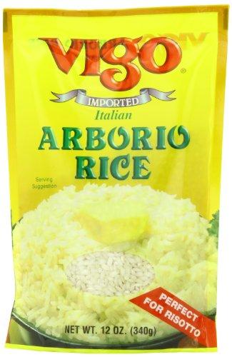 Vigo Arborio, 12-Ounce Pouches (Pack of 12) by VIGO