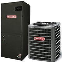 3 Ton 13 Seer Goodman Heat Pump System - GSZ130361 - ARUF36C14