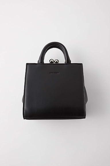 61ccb1bd01b1 Amazon | (マウジー) moussy CLASP SHOULDER BAG FREE ブラック | moussy ...